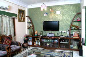Bungalow for collector