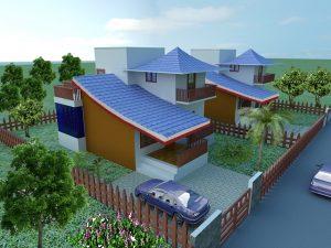 Sapphire Farm House